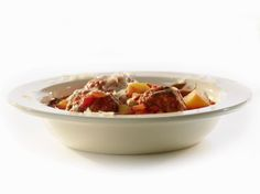 Bonnie's Italian Stew (from Rachael Ray's week in a day) from FoodNetwork.com