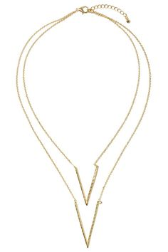 Line Them Up Necklace | Shop What's New at Nasty Gal