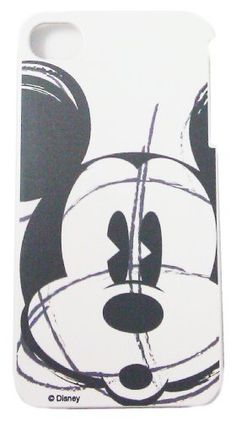 Disney ® Mickey Mouse HARD BACK PIECE Faceplate Protector Case Cover (Black and White Mickey Original Sketch Draw) for Apple iPhone 4S / 4G / 4 (Fits any carrier AT, VERIZON AND SPRINT) + Free WirelessGeeks247 Metallic Detachable Touch Screen STYLUS PEN with Anti Dust Plug by BUKIT CELL : Click Here for More iPhone 4S 4G 4 Disney Cases. $6.90. Save 77% Off!. http://accrosstherain.com/showme/dpkqc/Bk0q0c7z5hMkJg1v3xIr.html