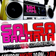 Come and join us every Saturday to dance the night away with Dj's Luis D. and Danny Boy! Upscale salsa and Bachata nights. NO cover charge, free salsa class with Ramiro G. at 10:30 PM. Social dancing until 2 AM! MH Café 3870 Ponte Ave #150, Addison, TX 75001  For more information, please call Luis at (214) 923-9404 #salsadallas #dallassalsa #mhcafeaddison #luisdelgadillo #salsadj #bachata #merengue #salsa #son #rumba #dancing #dance