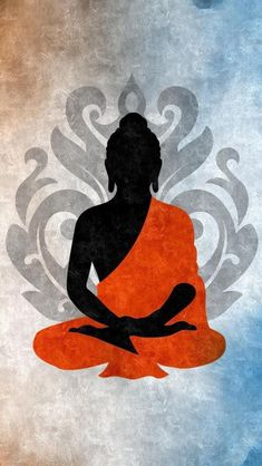 Transform your house into a home using Gautam Buddha Art as it imparts peace and serenity upon its immediate surroundings. Buddha Wall Art, Buddha Zen, Buddha Wall Painting, Buddha Artwork, Buda Wallpaper, Lotus Wallpaper, Budha Painting, Buddha Drawing, Little Buddha