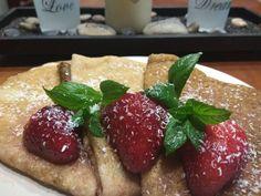 Waffles, Strawberry, Fruit, Breakfast, Food, Breakfast Cafe, Essen, Waffle, Strawberry Fruit