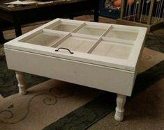 Shadow box table SandJBargainVault