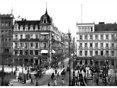 Unter den Linden ecke Friedrichstrasse