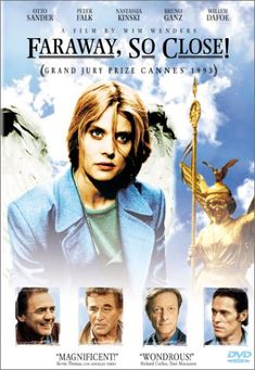 Directed by Wim Wenders. With Otto Sander, Bruno Ganz, Mikhail Gorbachev, Nastassja Kinski. A group of angels in the German capital look longingly upon the life of humans.