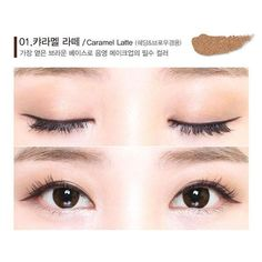 Details: Latte series - Dark brown tone (warm tone) Available in 5 shades/ 3 col. Smokey Eyeshadow Tutorial, Brown Eyeshadow, Asian Make Up, Korean Make Up, Makeup Tips, Eye Makeup, Makeup Ideas, Smashbox Cosmetics, Japanese Makeup