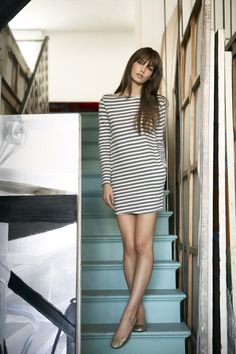 Little Striped Dress.