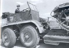 Panzer VI Trailer