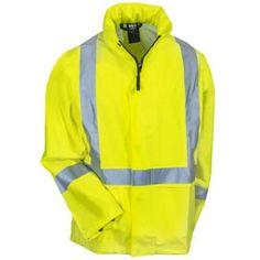 Helly Hansen Jackets: 70261 360 Hi Vis Narvik Men's Yellow Jacket