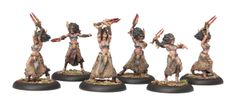 Tharn Bloodweavers #HORDES #Circle #Orboros #PrivateerPress #unit #miniatures #wargames