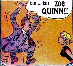 Zoe Quinn has had it. Yesterday, fed up with the equivocating bullshit that's constantly being said in the media and within gaming circles about #GamerGate, and pissed off at all those who think of...