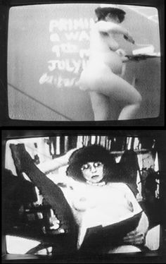 """Barbara Rosenthal (b. 1948, The Bronx, New York) is an American avant-garde artist and writer. Her existential themes have contributed to contemporary art and philosophy. Her pseudonyms include """"Homo Futurus,"""" taken from the title of one of her books, and """"Cassandra-on-the-Hudson"""", which alludes to her studio and residence since 1998 on the Hudson River in Greenwich Village, NYC."""