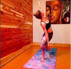 Low Tide Yoga Towel by Yoga Zeal
