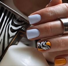 Nail Art Designs, My Style, Nails, Beauty, Finger Nails, Ongles, Nail Designs, Beauty Illustration, Nail