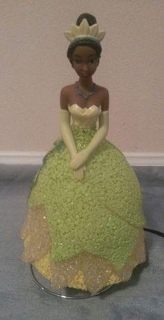 Disney Products Disney Princess And The Frog Eva Lamp