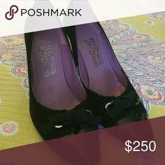 Ferragamo heels Great condition Salvatore heels all prices are negotiable 😄 Ferragamo Shoes Heels