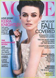 'Vogue' October 2012