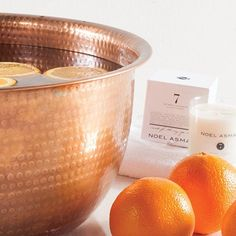 Refresh your senses with a treatment in our Hammered Copper pedicure bowl.  #comingsoon #copper #natural #pedicurebowls #manipedi #pedicurebowl #manicure #pedicure #copperbowl #refresh