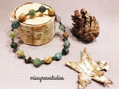 jasper beaded bracelet, natural gemstone jewelry, fancy jasper, gemstone stack bracelet, natural and minimalist, natural gifts, gift her by MissyRoseStudios on Etsy https://www.etsy.com/listing/582669175/jasper-beaded-bracelet-natural-gemstone