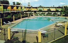 Mission Hills Inn- I have lived within two miles of this place for most of my life and I have never seen the back of it...