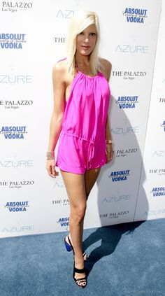 Tori Spelling- my girl crush- obsession