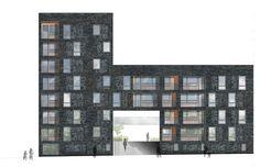 Kjellander + Sjöberg Architects - Maja Gräddnos - Facade