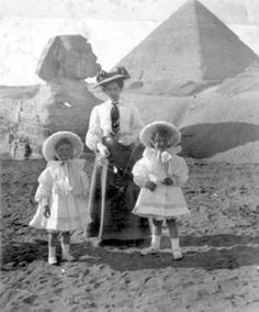 Victorians in Egypt