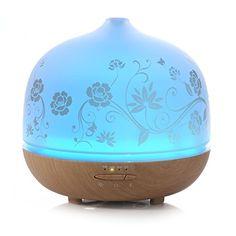 ISELECTOR 500ml Glass Aromatherapy Essential Oil Diffuser... https://smile.amazon.com/dp/B01D8HV1ZY/ref=cm_sw_r_pi_dp_x_07VEyb8EXA4E2
