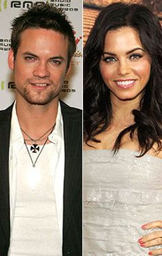 A Walk to Remember star Shane West dated Jenna Dewan in 2003 before she became Mrs. Channing Tatum. The pair lasted two years before calling it quits. Talk about trading UP!