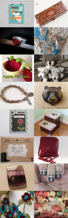 All Set for Fall! by Aimee on Etsy--Pinned with TreasuryPin.com