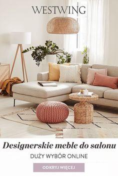 Boho Living Room, Home And Living, Living Room Decor, Bedroom Decor, Room Interior Design, Home Room Design, Living Room Designs, Small Apartment Interior, Pouf Design