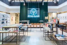 The most amazing concept stores in Madrid for shopping. Beatnik Style, Amazing, Table, Shopping, Furniture, Concept Stores, Home Decor, Opportunity, Exhibition Space
