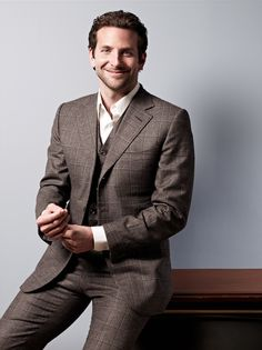 """Bradley Cooper rocks a tailored three-piece suit in """"A-Team."""" ©2014 FOX All Rights Reserved"""