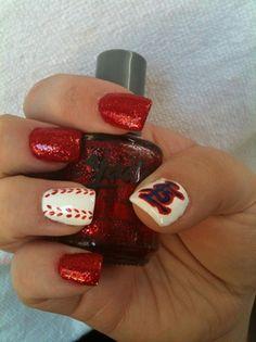St. Louis Cardinals Nails
