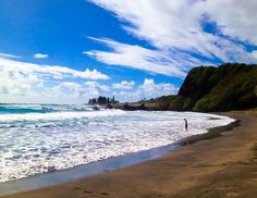 Author James Michener called #Maui's Hamoa #Beach the most beautiful in the Pacific. Do you agree? #gohawaii #MyHometownPins