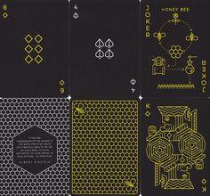 Killer Bees Playing Cards - RarePlayingCards.com - 8