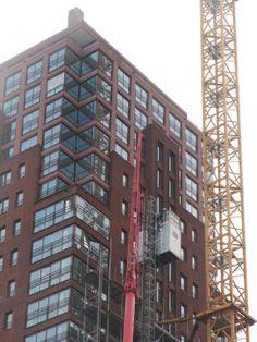 Alpha-toren in aanbouw 2007-2008