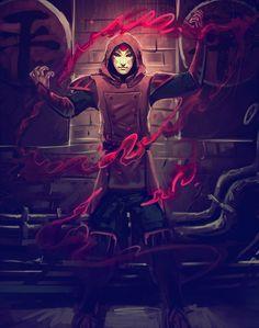 Tags: Moni158, Avatar: The Legend of Korra, Amon (Avatar: The Legend Of Korra)