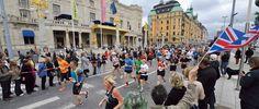 ASICS Stockholm Marathon: Hem