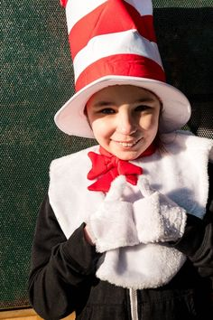 Unique World Book Day Costumes for Kids · The Inspiration Edit : Cat In The Hat Costume for World Book Day World Book Day Costumes and Fancy Dress Ideas for Kids. Gladriel from The Hobbit.