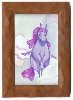 WHAT IF UNICORNS WERE FAT? - by Victoria Ying Then they would be even more beautiful!