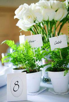 wedding, green, color, table, centerpiece