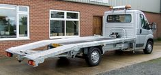 PRG Trailers - Single Car Transporters
