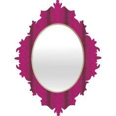 Biskra Baroque Mirror | DENY Designs Home Accessories #college #home #mirror #dorm #apartment #decorate #frame