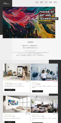 Discover recipes, home ideas, style inspiration and other ideas to try. Creative Web Design, Web Ui Design, Best Web Design, Flat Design, Website Design Inspiration, Web Layout, Layout Design, Web Japan, Header Design