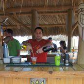 Kokonut Hut at Gulf Drive Cafe