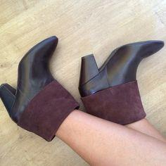 Dressbe | Bora Capodarte cano baixo #bota #moda #capodarte #fashion