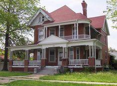 1897 Victorian Independence, Kansas