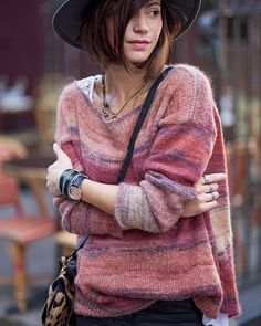 "389 likerklikk, 5 kommentarer – knits and dreams (@knits_and_dreams) på Instagram: ""This one ♥️ #knit #knitspo #knitspiration #knitstagram #knittersofinstagram #knitit #diy…"""