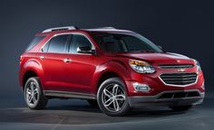 2017 Chevrolet Equinox Review